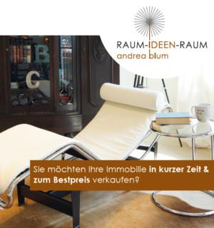 FS|MEDIEN - Internetagentur - Andrea Blum - RAUM IDEEN RAUM - Flyer