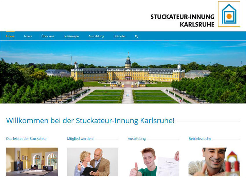 FS|MEDIEN - Internetagentur - Hompage - Innungen
